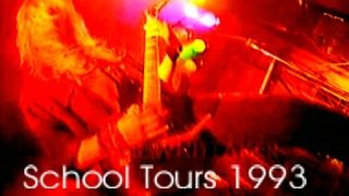 1993 Schools Tours -  UnderGroove and The Rye featured on TTTV
