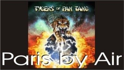 Tygers of Pan Tang – Paris by Air (live)
