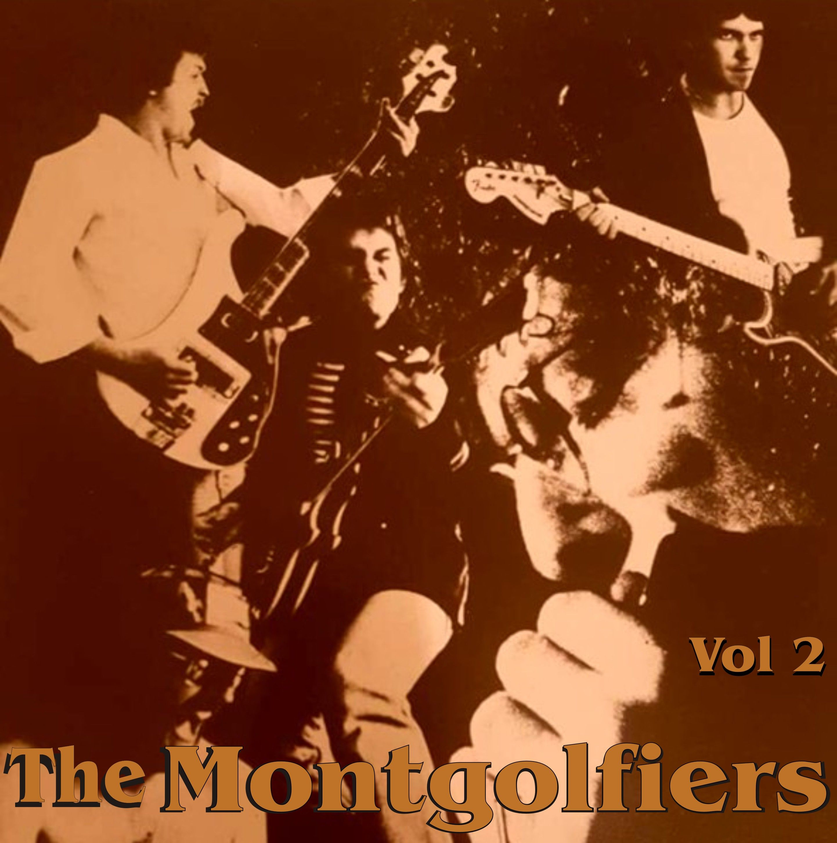 The MontGolfiers Volume 2