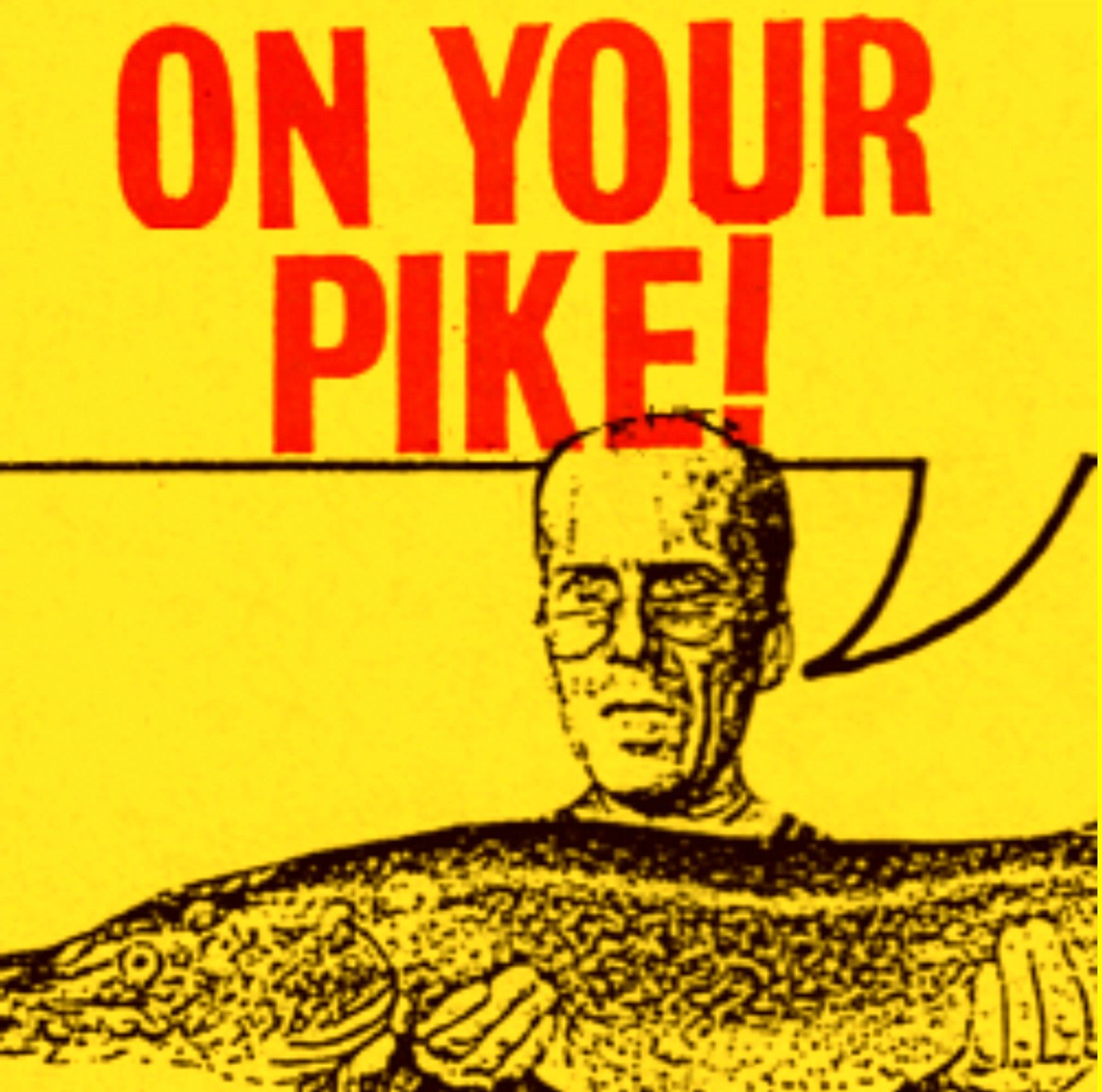 On Your Pike